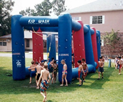 Inflatables/games-business promotion-tools