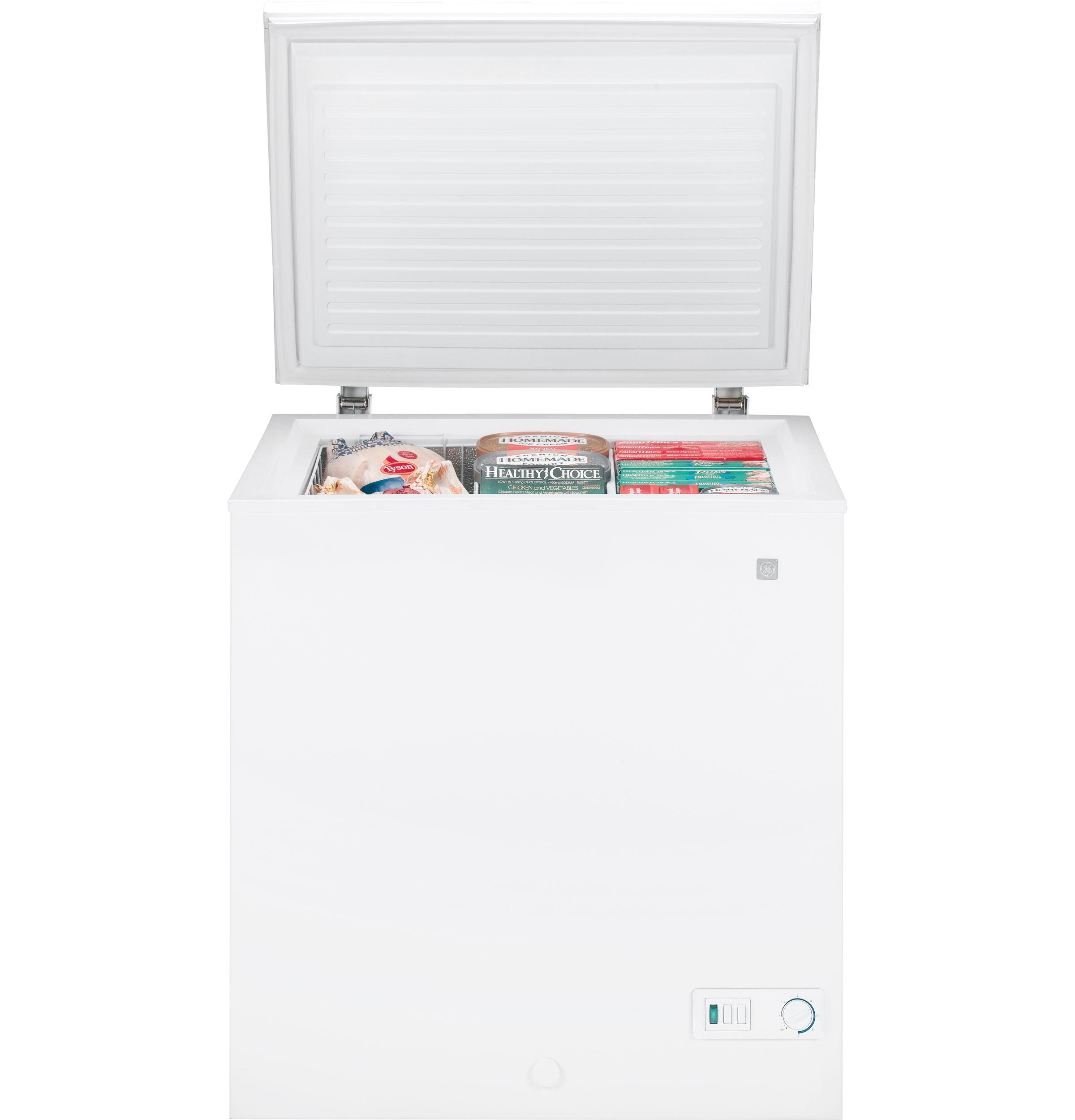 8.75 cubic foot freezer chest