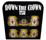 Down the clown game