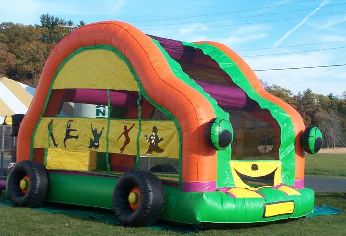 Hip Mobile Bounce Ride