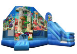 Atlantis inflatable slide combo