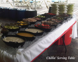 chilling-serving-table