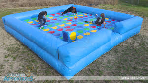entanglement inflatable game