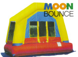 Moon Bounce ride