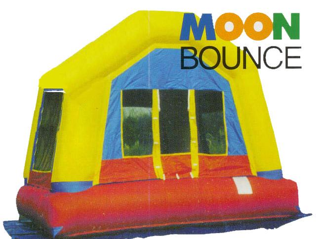 Moon Bounce ride