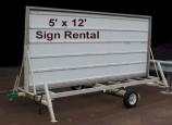 portable 5x12 sign