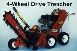 Trencher 4x36