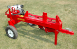 split fire log splitter