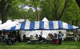 canopy and tent rental