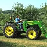 john deere tractor rental