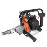 gas core drill
