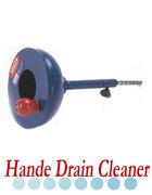 draincleaner hand crank