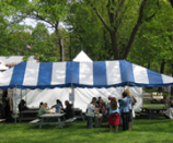 large tents for rent
