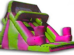 13 foot inflatable slide ride