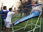 Basketball double shot Game