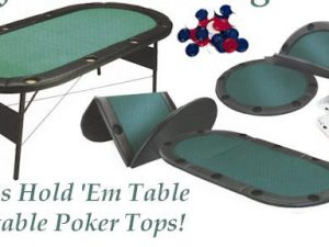 Poker Table Tops