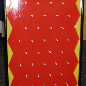 Plinko game of chance