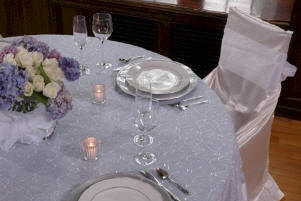 chair cover linens