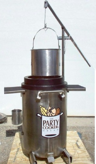 fryer steamer 16 inch