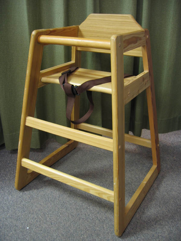 High Chair Rental