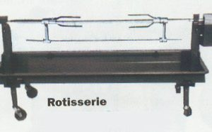 rotisserie grill