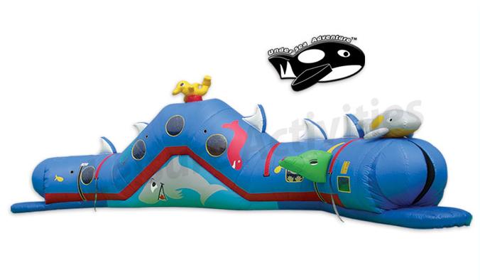 undersea-adventure-inflatable ride