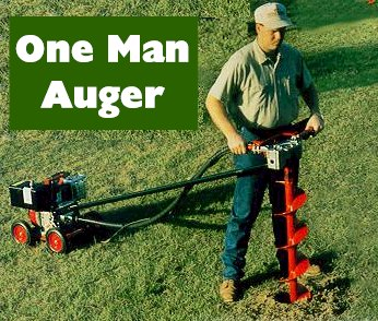 Auger 1 Man Cable